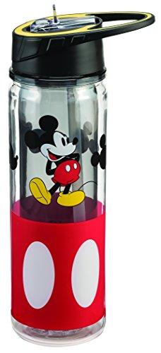 Disney Mickey Mouse 18 Oz. Tritan Water Bottle by Vandor
