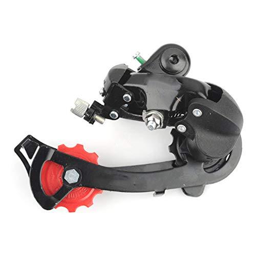 Fltaheroo Mountain Rear Gear Selector Voor Fiets Derailleur Aluminium Speed Speed Switch Voor Fiets Onderdelen AccessoiresTZ-50