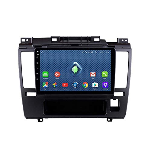 SDFLKH Android 8.1 Radio para Automóvil para 2005-2010 Nissan Tiida Car Estéreo GPS Navegación Táctil Pantalón Touch Player Doble DIN Head Unit Support WiFi Control del Volante(Color:4G+WiFi:1+16G)