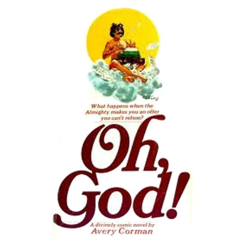 Oh, God! audiobook cover art