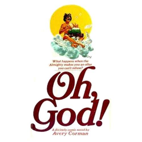 Oh, God! cover art