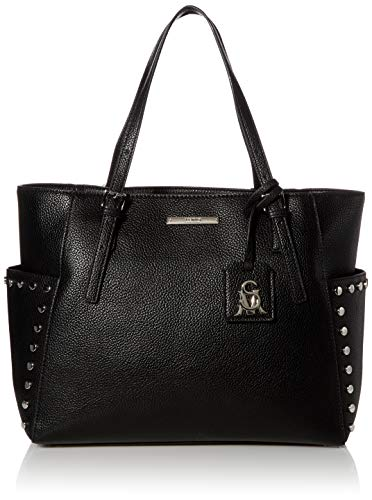 Steve Madden Sommer Medium Tote Bag, Black