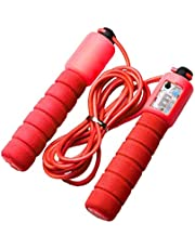 Het tellen van het overslaan van volwassen figuur overslaan lengte kan worden aangepast Automatische telmeter Flexibele zachte plastic touw 1 Stks Barukra