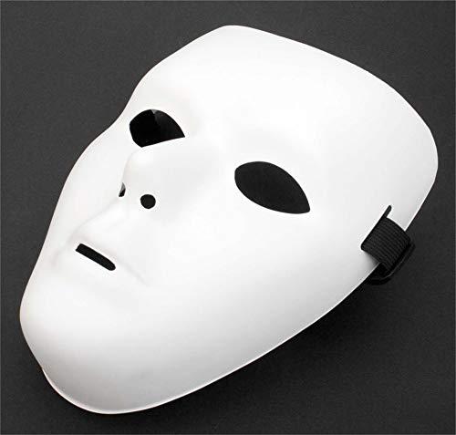 12 x Máscara teatral para enmascarar máscaras, máscaras