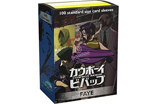 Dragon Shield - Cowboy Bebop Faye Art Classic - 100 Sleeves