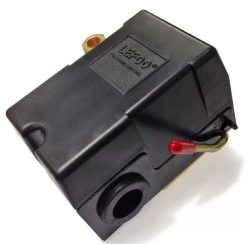 Replacement Air Compressor Control Switch Valve L4, 4 Ports 95-125 PSI