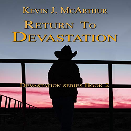 Return to Devastation audiobook cover art
