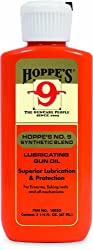 Best Gun Cleaning Solvents,HOPPE'S No. 9 Synthetic Oil