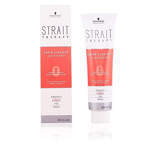 Schwarzkopf Professional Strait Styling Therapy Straightening Cream 0 Tratamiento Capilar - 300 ml