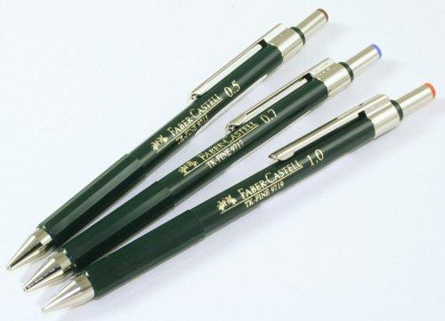 復刻!FABER-CASTELL/ファーバーカステルTK-FINE9715/0.5mmシャープペンシル!