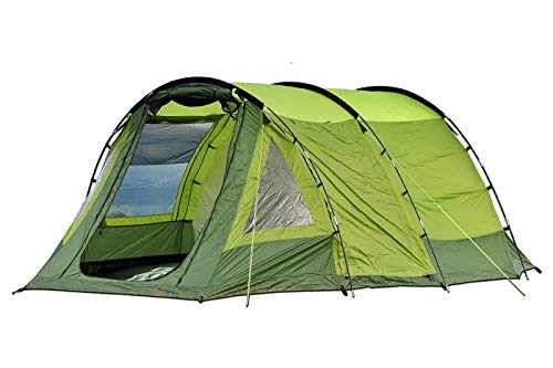 OLPro Cocoon Tente Tunnel familiale 8 Personnes-Vert