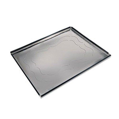 Sizzix 656254 Accessori Bigz Big Shot PRO Sliding Tray, Standard, Acciaio Inossidabile, Multicolore, 39.4 x 32.4 x 1.4 cm