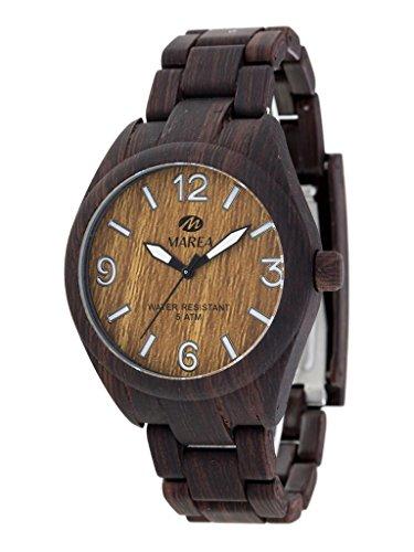 Marea Damen Analog Uhr mit Silikon Armband B35296/6