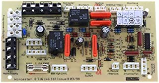 Worcester - Highflow 400 - PCB - 87161463120 (77161922370)