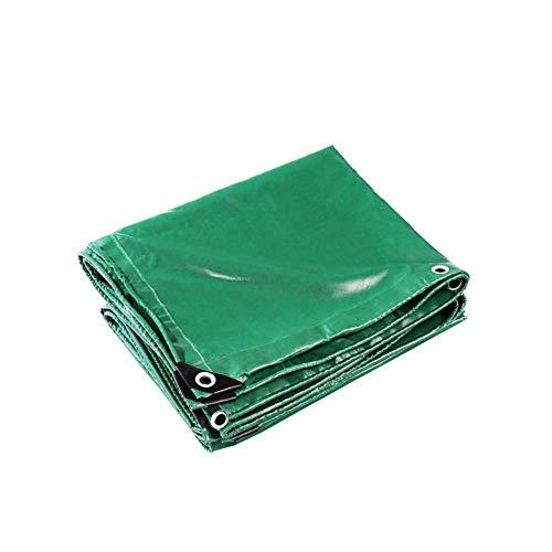 Dekzeil, hoogpresterende dekzeil, dik materiaal, waterdicht brandvertragend doek, multifunctioneel regen- en zonweringzeil, 540 g/M2, afdekzeil, zeil, tuinmeubelen