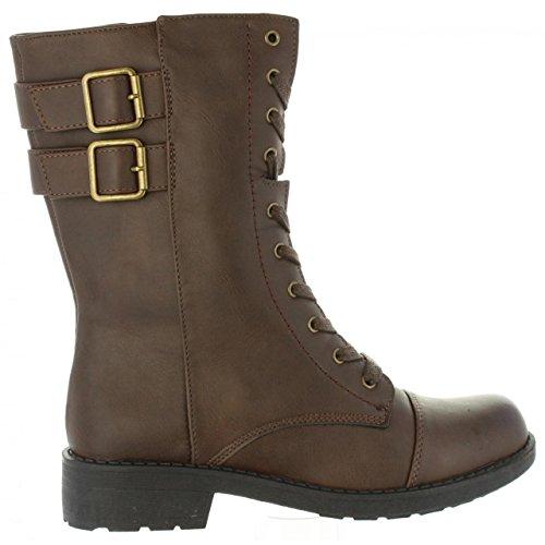 REFRESH Boots für Damen 63837 C Marron Schuhgröße 40