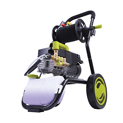 %21 OFF! Sun Joe SPX9009-PRO 2.41 HP 1800 PSI 1.6 GPM Commercial Pressure Washer with Roll Cage and ...
