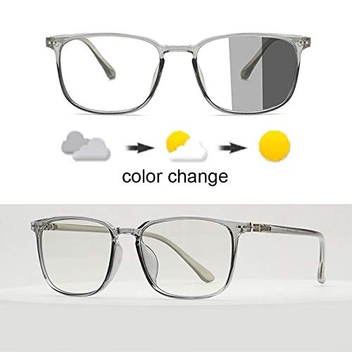 Blue Light Blocking Glasses Square Computerspel Fashion Bendable Eyewear Anti Blue Ray Photochromic Zonnebril Heren Dames