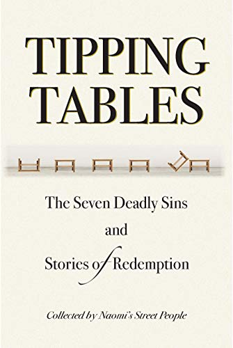 Tipping Tables: The Seven Deadly Sins And Stories of Redemption (English Edition)