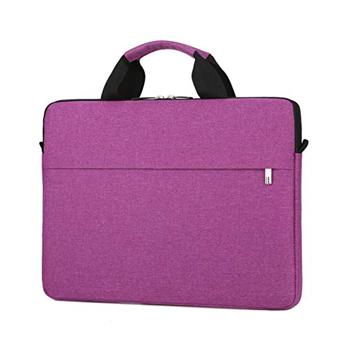 Laptop Bag 13-15.6 Inch, Waterproof Laptop Case Sleeve with Shoulder Starp, Computer Briefcase Cover Compatible (A,13 Inch)