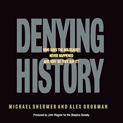 Denying History cover art