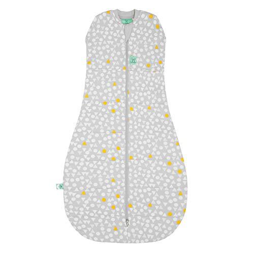 Ergopouch Ergococoon Ergopouch Layers Onesie pyjama van bio-katoen driehoek pops 2.5 baby slaapzak