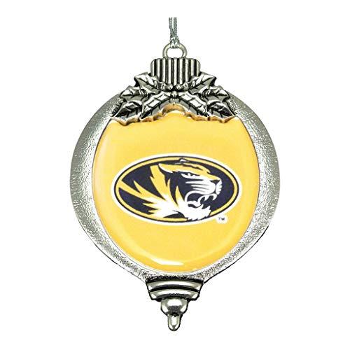 MadSportsStuff University of Missouri Tigers Christmas Ornament