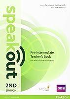 Speakout (2E) Pre-Intermediate Teachers Guide and Resource Disc