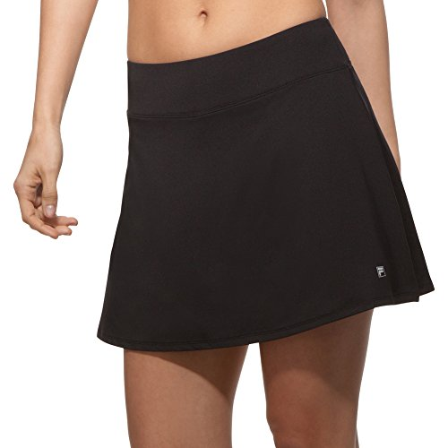 Fila Women's Core Flare 15'' Skort, Black, 2XL