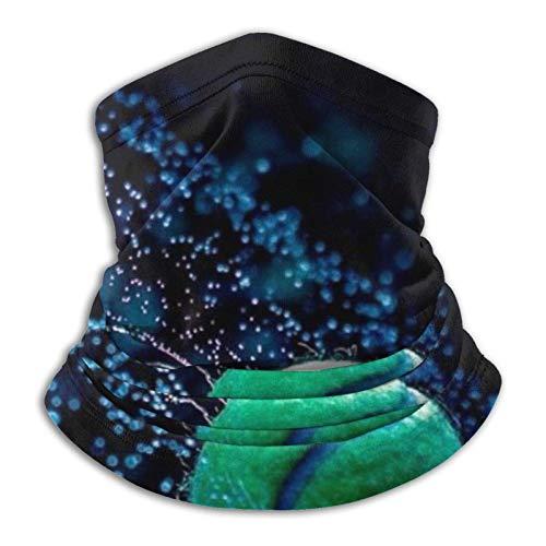 BXYJSHL Calentador de cuello de tenis, cubierta de cara, antipolvo, viento, UV, cuello, sombrero, bufanda, bandana