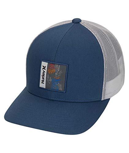 Hurley Herren M Seacliff Hat Hut, Gym Blue, 1SIZE