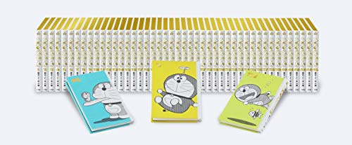 100年ドラえもん50周年メモリアルエディション:『ドラえもん』全45巻・豪華愛蔵版セット_0
