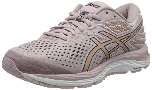 Asics Damen Gel-Cumulus 21 Running Shoe, Watershed Rose/Rose Gold, 40.5 EU