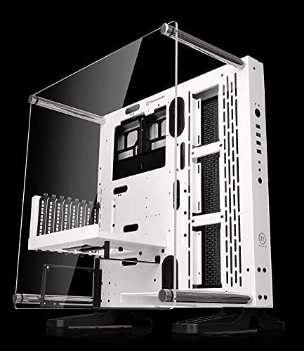 Thermaltake Core P3 TG Case PC Bianca