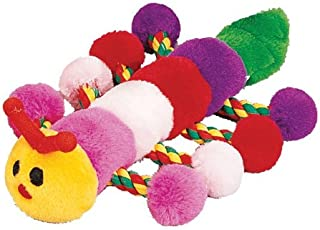 Colossal Caterpillar 22 inch Plush Chew Toy for Dogs