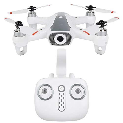 TANKE SYMA W1 Telecomando Senza Testa Drone con Mantenimento dell'altitudine RC Quadricottero con Fotocamera 1080P 41,8 Once