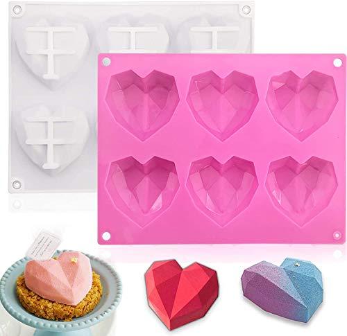 La mejor comparación de Molde de corazones los 5 mejores. 2