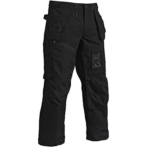 Blåkläder Workwear 67-15001320 1 paio di pantaloni da lavoro'X1500', Nero, 67-15001320-9900-C48