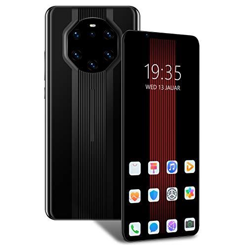 Gegong Smartphone Sbloccato 3G, 5.8inch Mate40 RS Smartphone, 2MP + 5MP, 2300 mAh, Smartphone Economici in Offerta Schermo Dual SIM Cellulare (Nero)