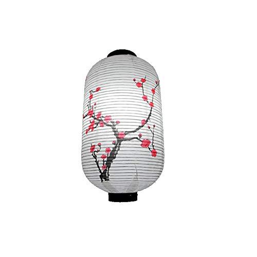 TONGTONG 10 pulgadas estilo japonés tradicional hecho a mano linterna colgante (sombra) para hotel sushi bar restaurante decoraciones suministros #06
