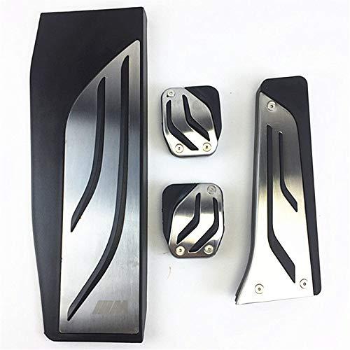 JNXZHQC Pedali per Auto.per BMW 1 2 3 4 Serie M3 M4 E87 E90 F20 F21 F30 F32 F36 F80 F82