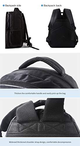 41YG5JWKmxL - The Si-mps-ons - Juego de mochila escolar con bolsas de almuerzo y estuche ligero para viaje para niños y niñas