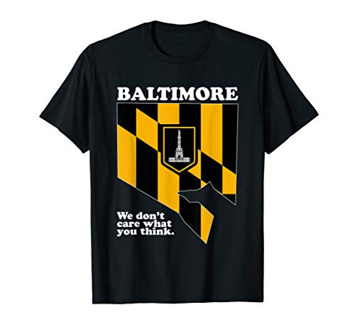 Baltimore: We don't care what you think.