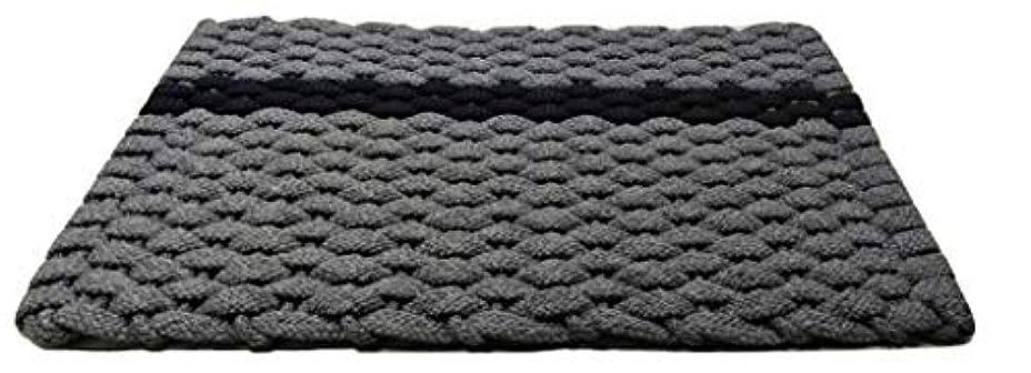 理容師疎外解凍する、雪解け、霜解けRockport Rope Doormats 2038402 Indoor & Outdoor Doormats, 20