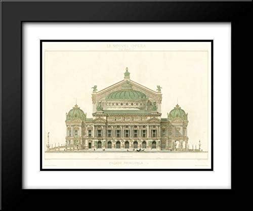 Duchampt 定価の67%OFF 17x15 安心の実績 高価 買取 強化中 Black Modern Framed Matted Museum Double and Art