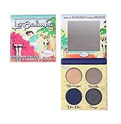 theBalm La Balmba Steal the Spotlight Eyeshadow Palette Volume 2