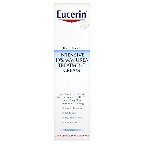 Eucerin Dry Skin Intensive Treatment Cream - 10% Urea 100ml