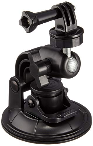 Bower Xtreme Action Series XAS-SCM9 9cm Suction Cup Mount for GoPro (Black)