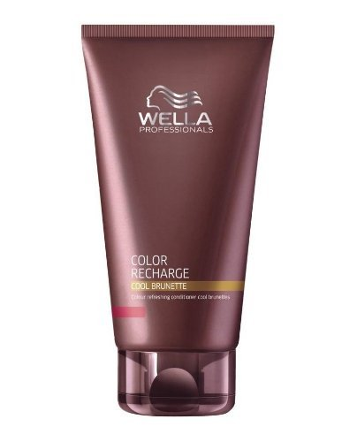 Wella Coloration Recharge après-shampoing cool brunette 200 ml