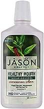 JASON Healthy Mouth Cinnamon Clove Tartar Control Mouthwash, 16 oz Bottle